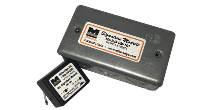 interface signature module sm-101