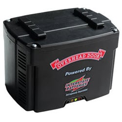 Overhead Door Garage Door Battery Backup