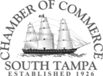 South Tampa Chamber of Commerce Logo Gray Scale