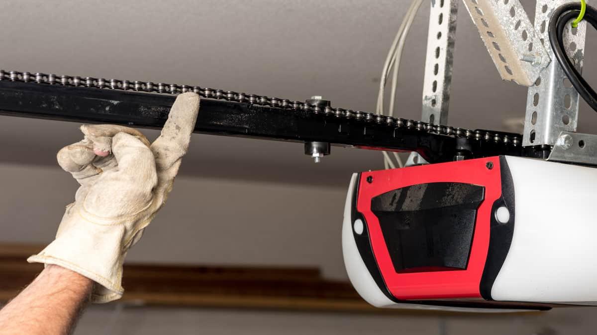 Garage Door Openers Belt Drive Vs Chain Drive Overhead
