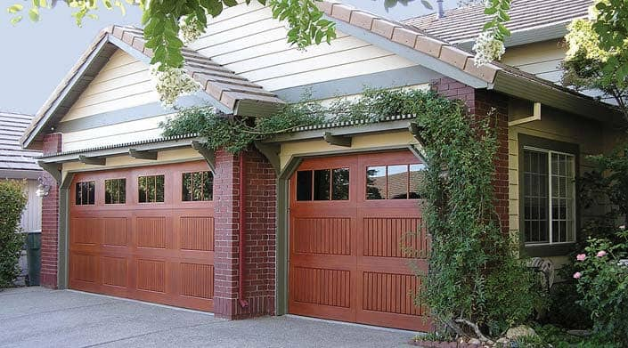 buying new garage door