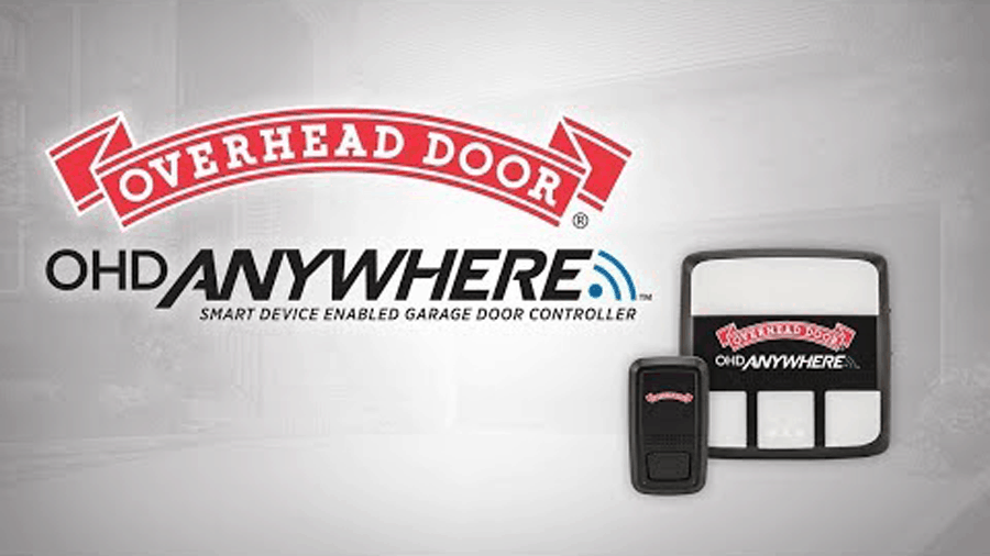 overhead door anywhere app