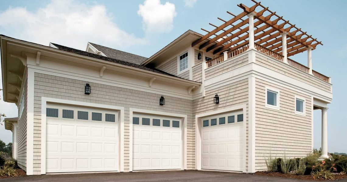 Overhead Door Windload Insulated Garage Doors