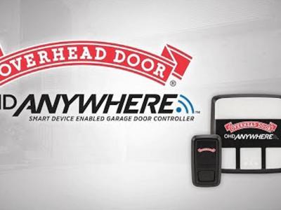 overhead door anywhere app