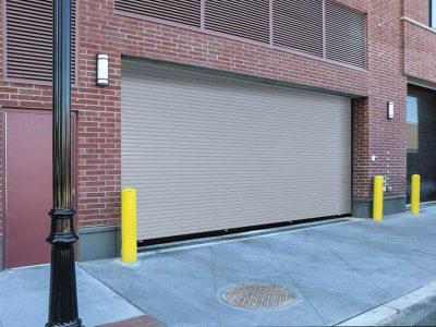 Overhead Door Tallahassee Rolling Door Model 610S